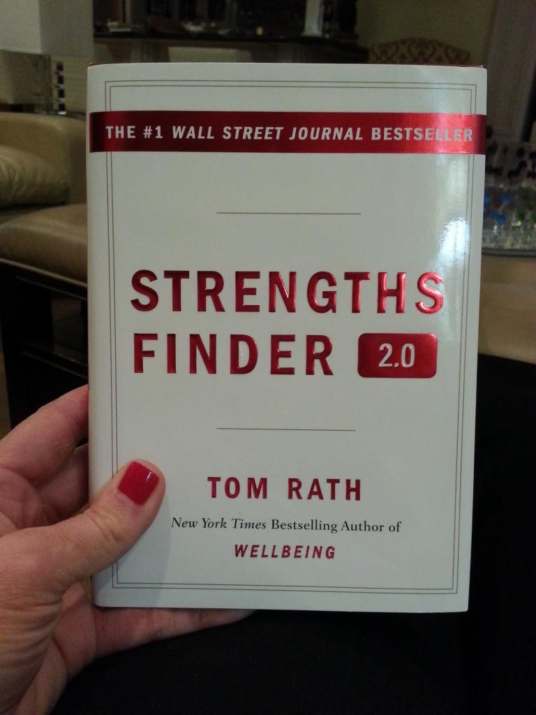 Strengths Finder 2.0 Tom Rath