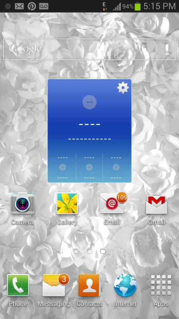 Phone Screen Shot - The OP Life