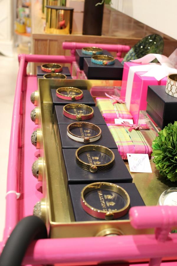 Halcyon Days Enamel Bracelets - Luxe Objects - The OP Life
