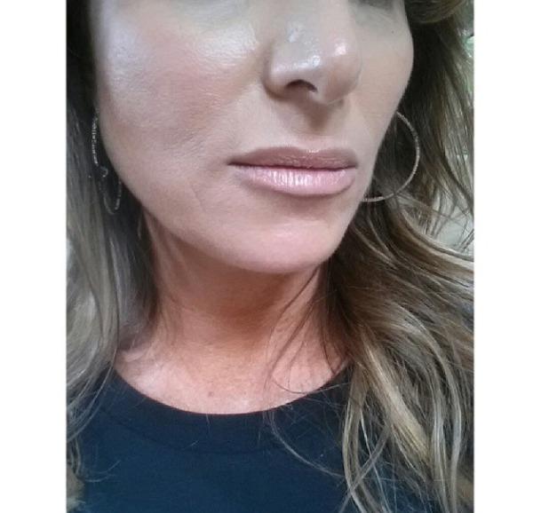 Nude Lip Selfie 2 from IG - The OP Life