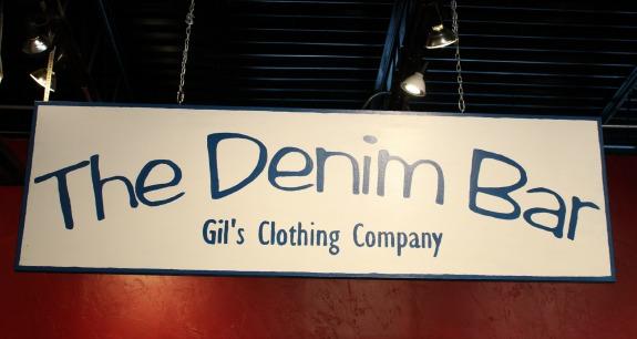 The Denim Bar - The OP Life