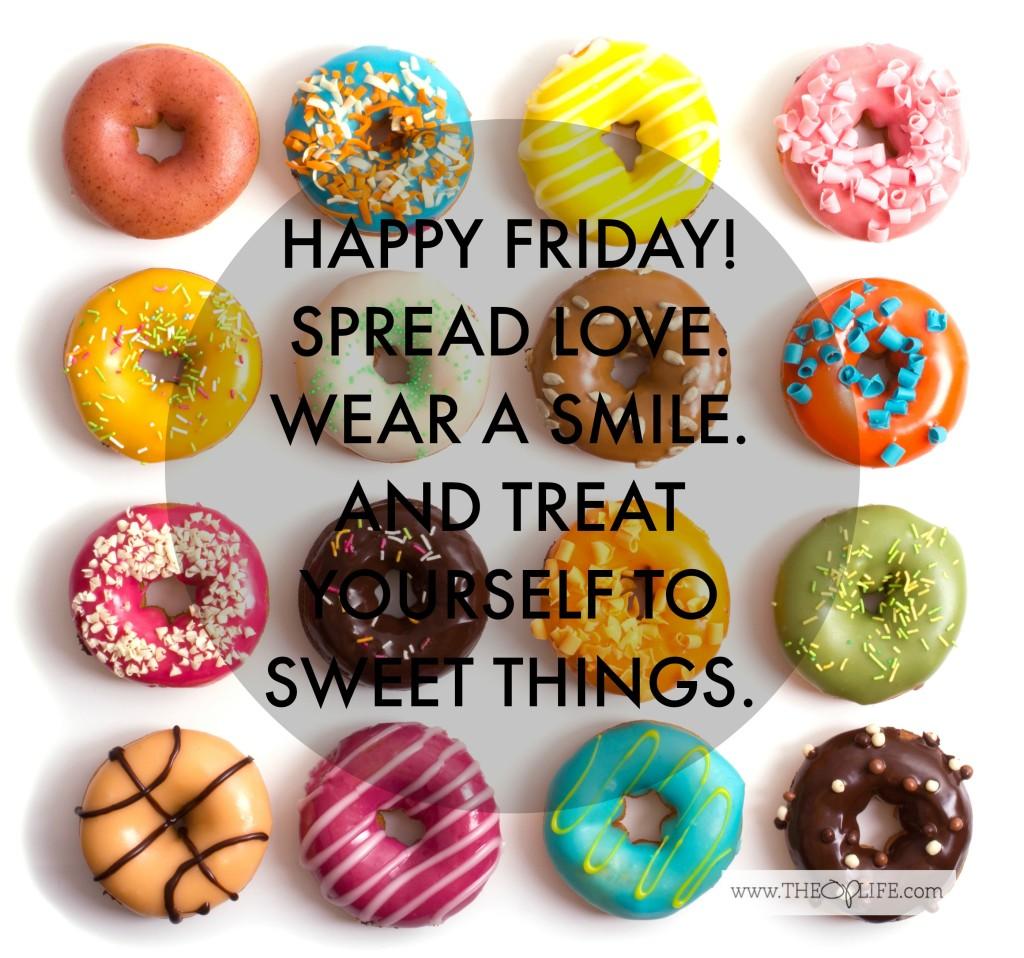 Happy Friday Donuts