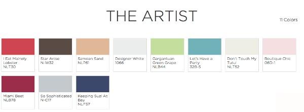 OPI Clark+Kensington Colors 1 The OP Life