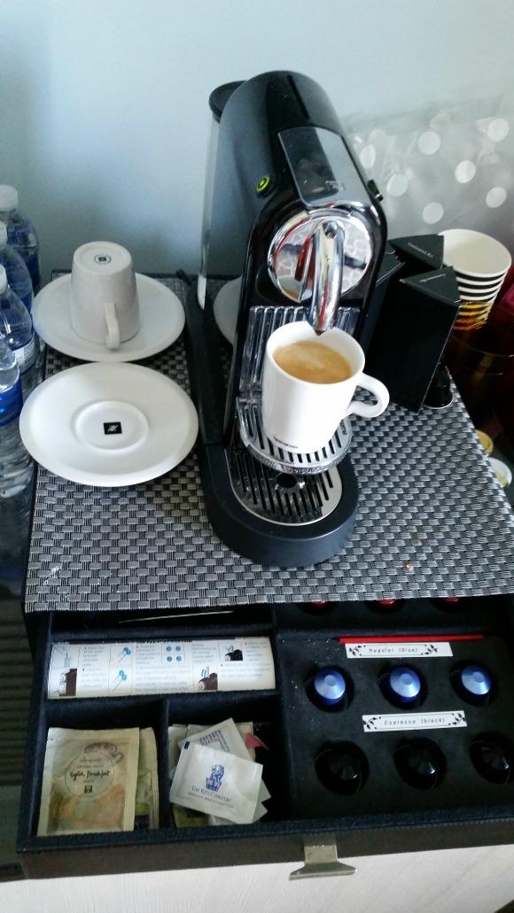 Nespresso Machine The Ritz Carlton The OP Life