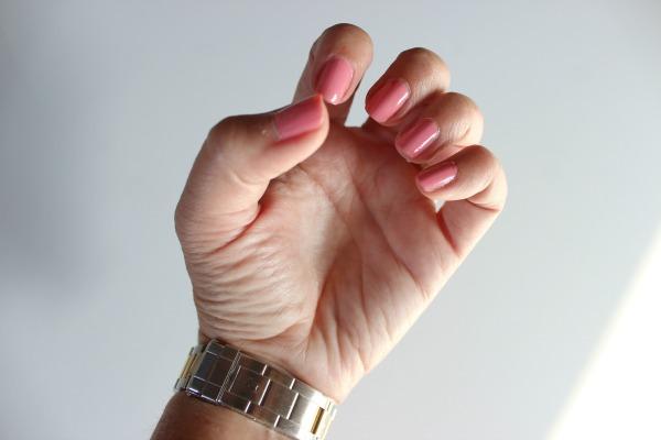 Sally Hansen No Light Gel Nails The OP Life