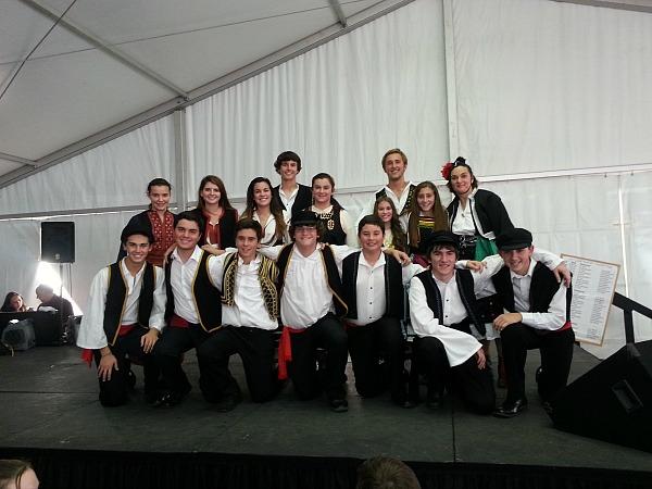 Agape Dancers GreekFestOKC