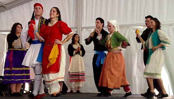 Greek Islanders GreekFestOKC