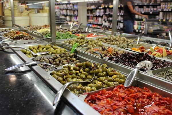International Olive Bar Whole Foods OKC The OP Life