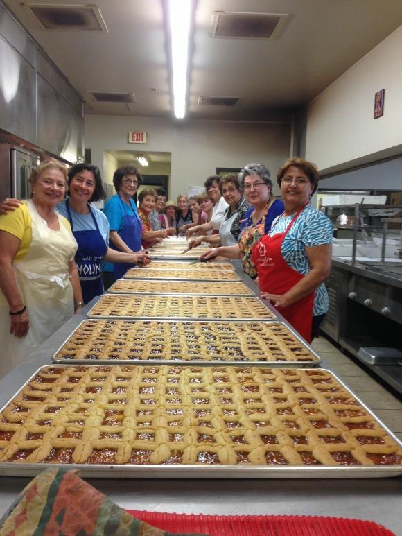Ladies Baking GreekFestOKC