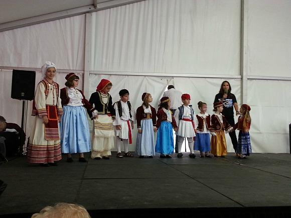 OPA Dancers GreekFestOKC