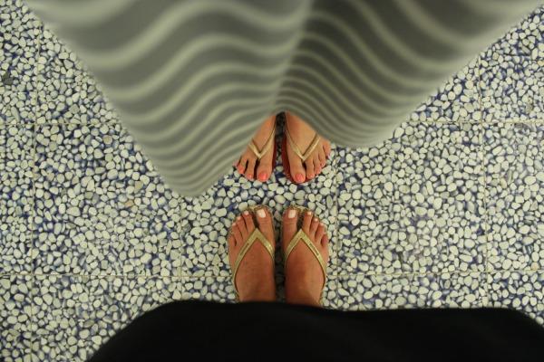 Our Feet Silver Rain Spa The OP Life