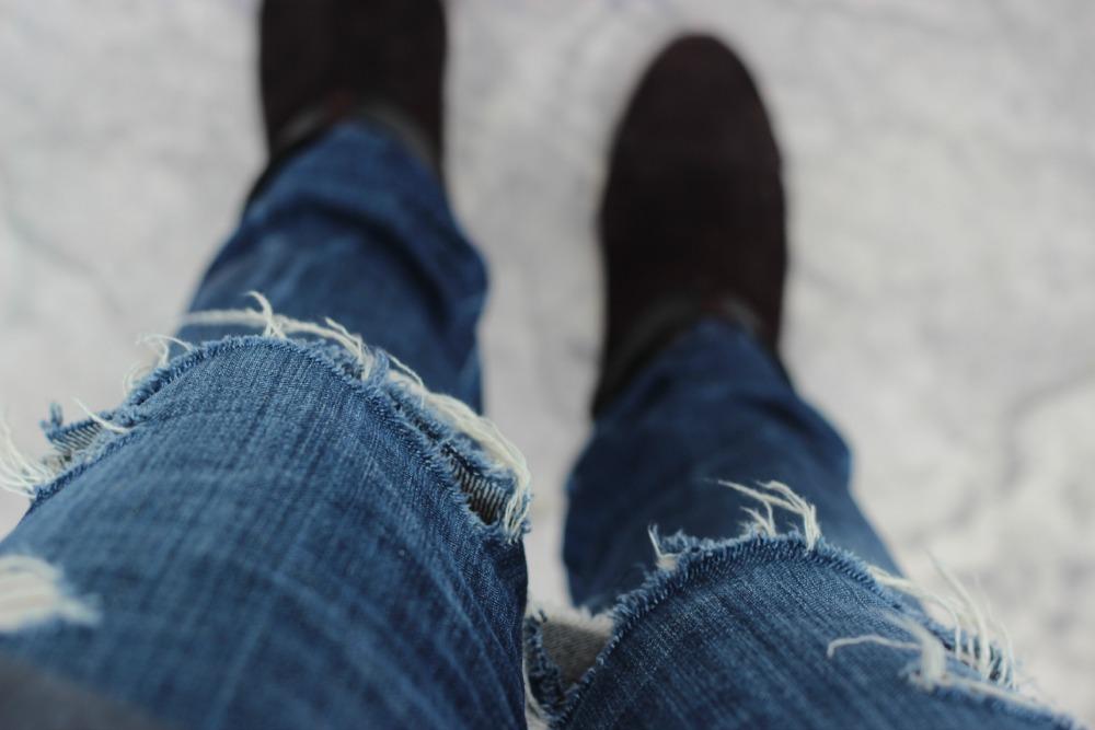 Joe's Jeans The OP Life