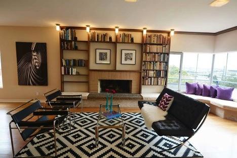 Mid-Century Modern Living Rooms 3