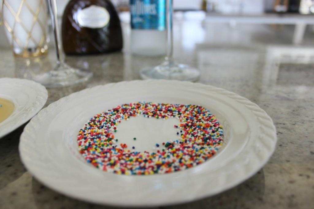 Fuzzy Friday Birthday Cake Martini 9
