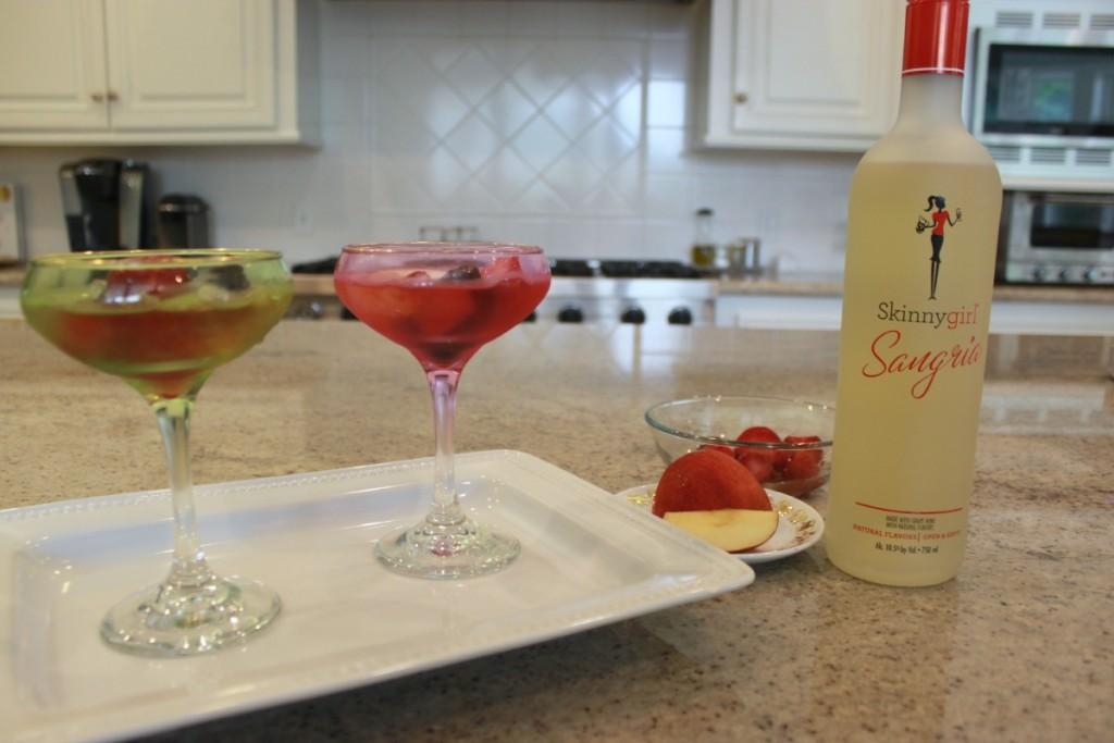 Skinnygirl Sangria Cocktail
