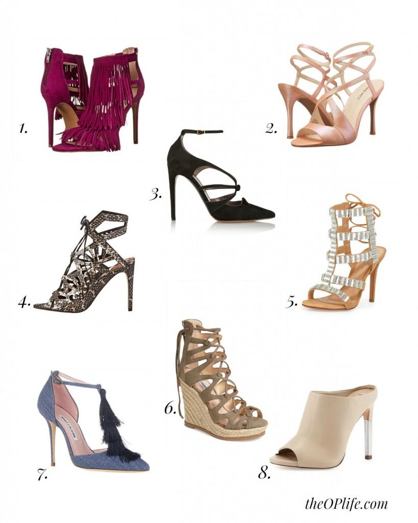 Heels, On PurposeShoes to make us feel On Purpose