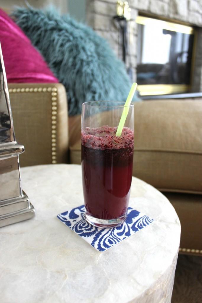 Fuzzy Friday Blueberry Limoncello 13