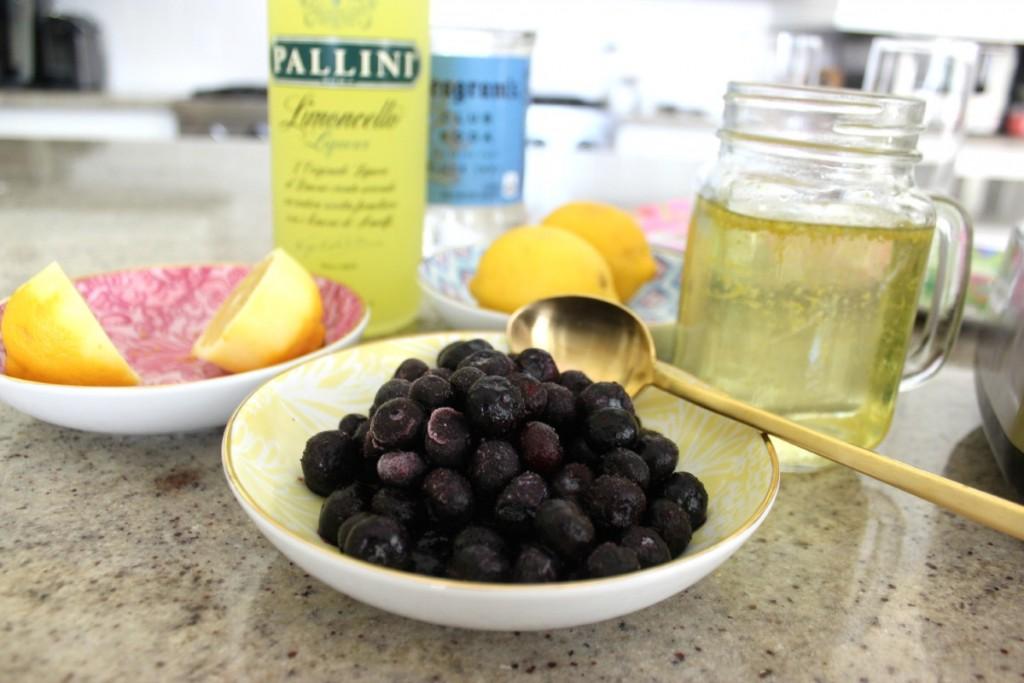 Fuzzy Friday Blueberry Limoncello 2