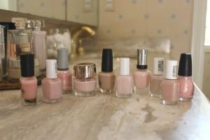 Nude Nails Blush Nails