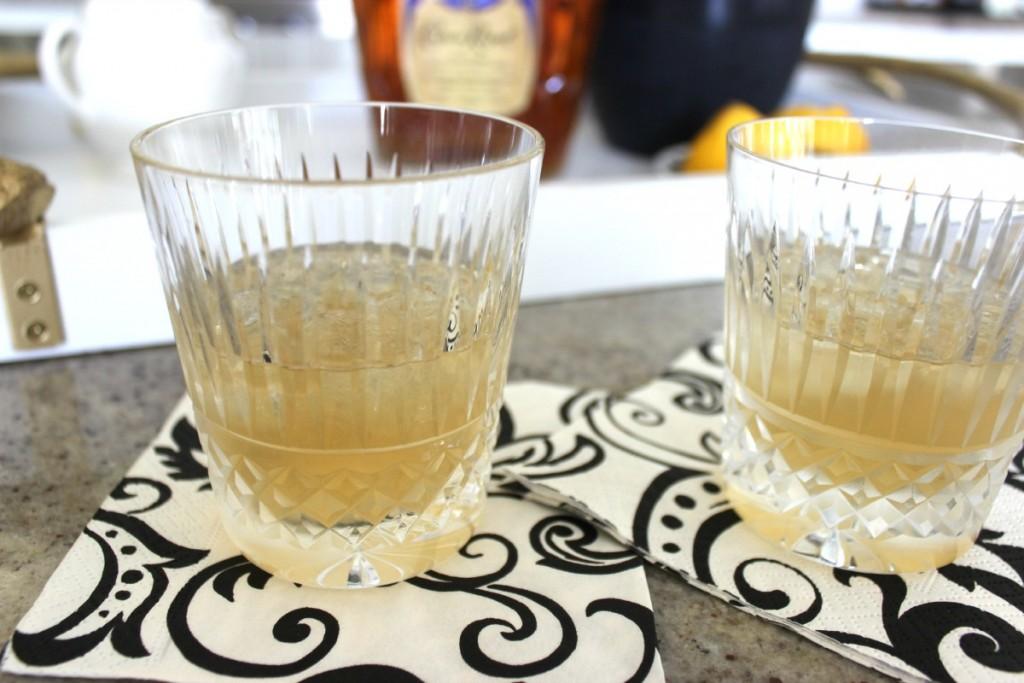 Whiskey Sour Fuzzy Friday 7