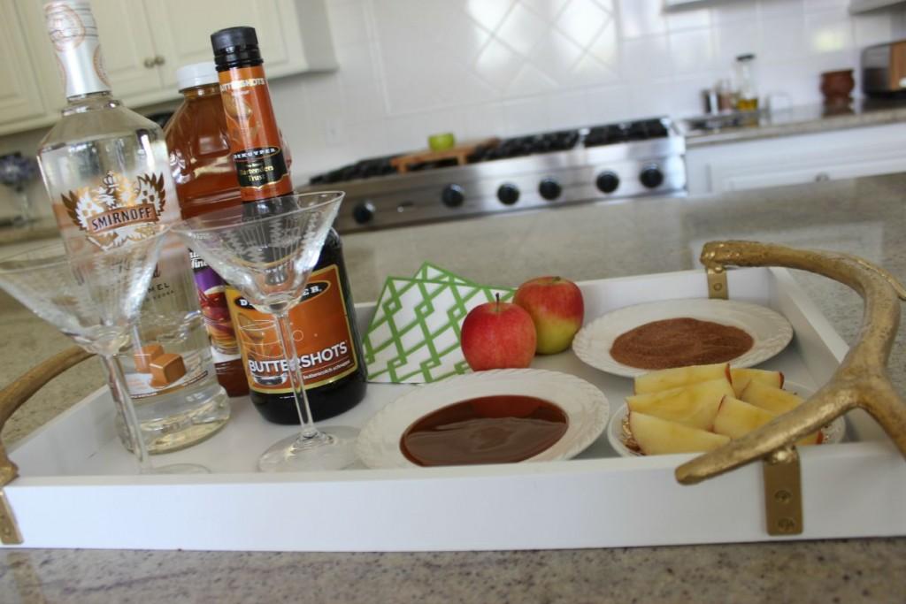 Caramel Apple Martini The OP Life