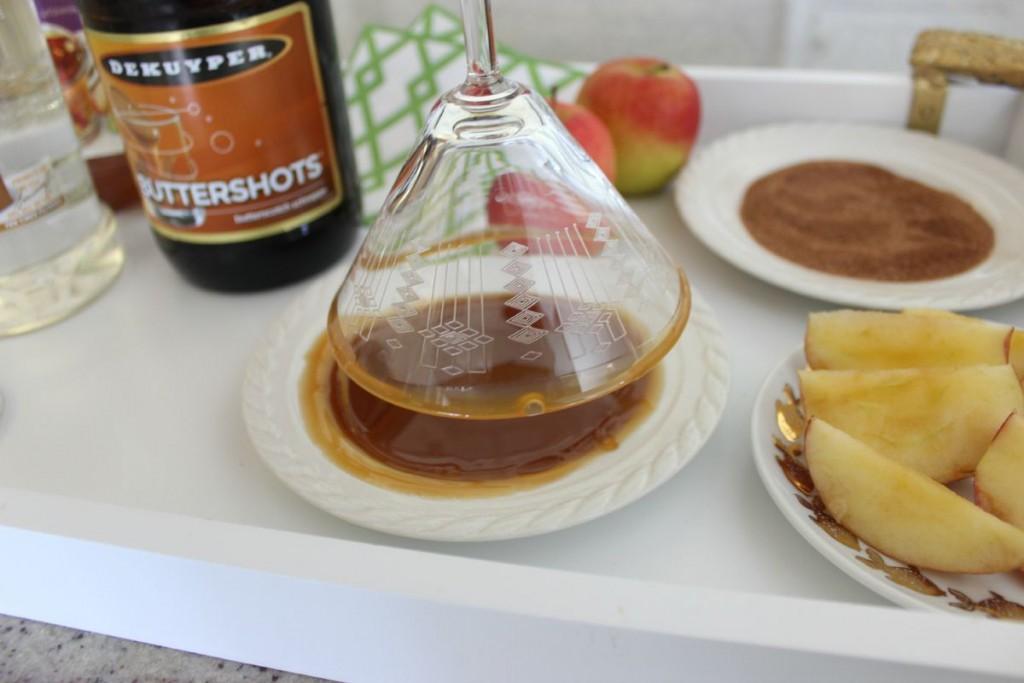 Caramel Apple Martini The OP Life 7