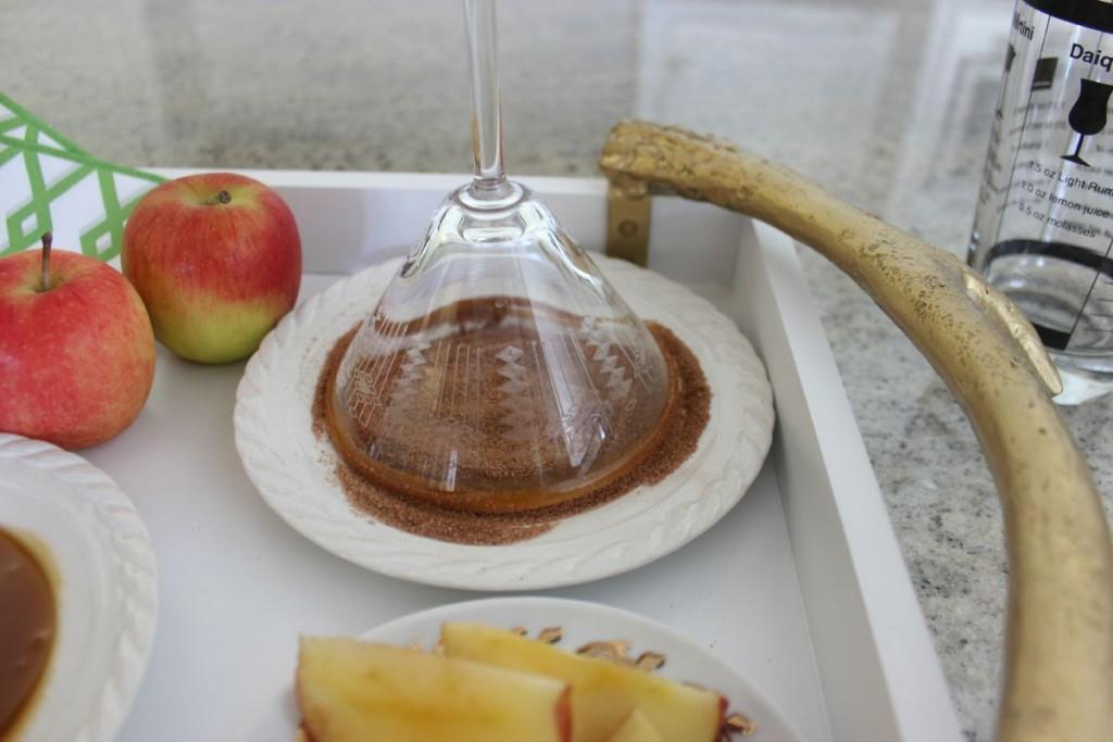 Caramel Apple Martini The OP Life 8