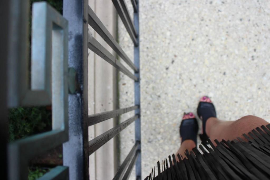 Greek Key Vince Camuto Cutout Shoes The OP Life 19