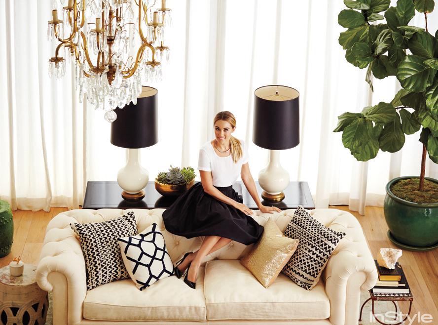 Lauren Conrad Home Living Room