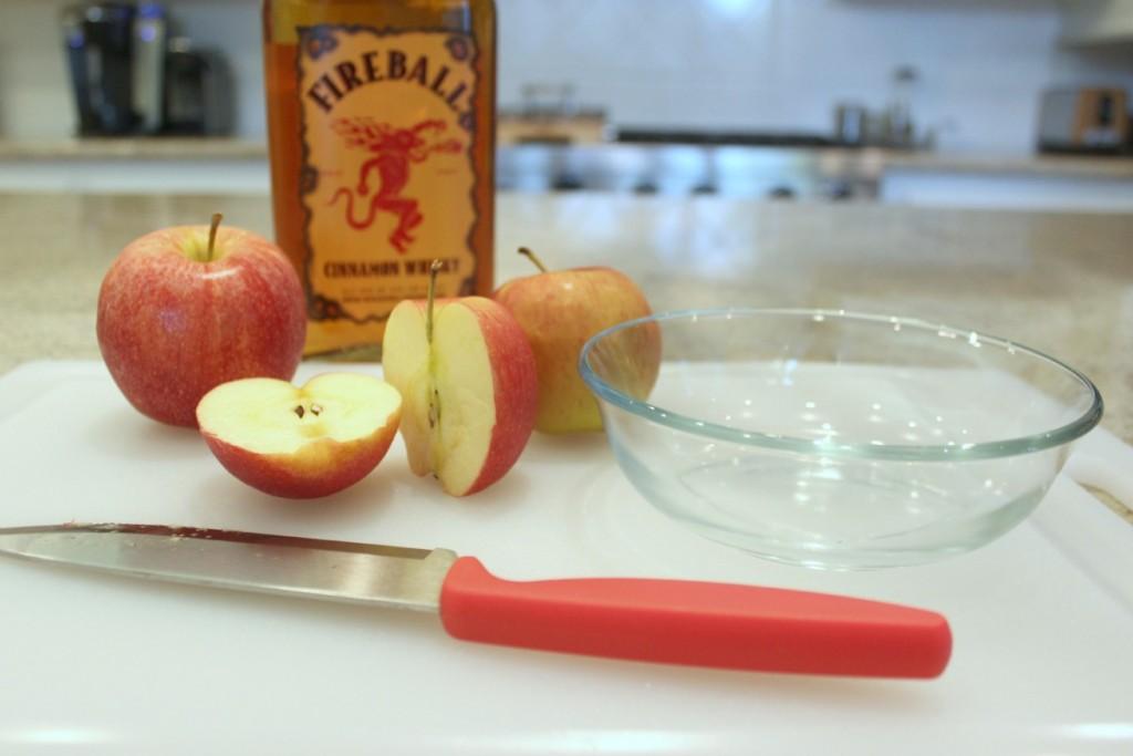 Fireball Apple Cider The OP Life