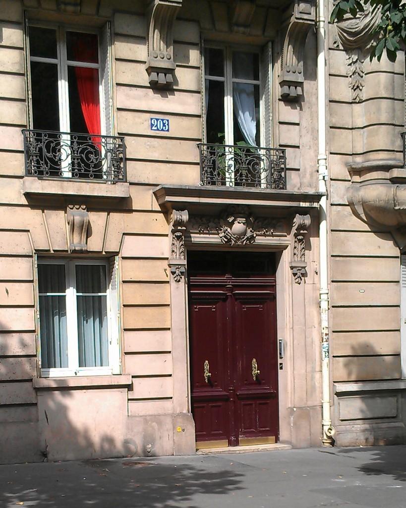 Paris Doors The OP Life