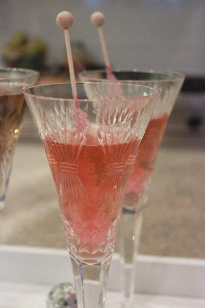 Fuzzy Friday Champagne 3 ways New Years 5