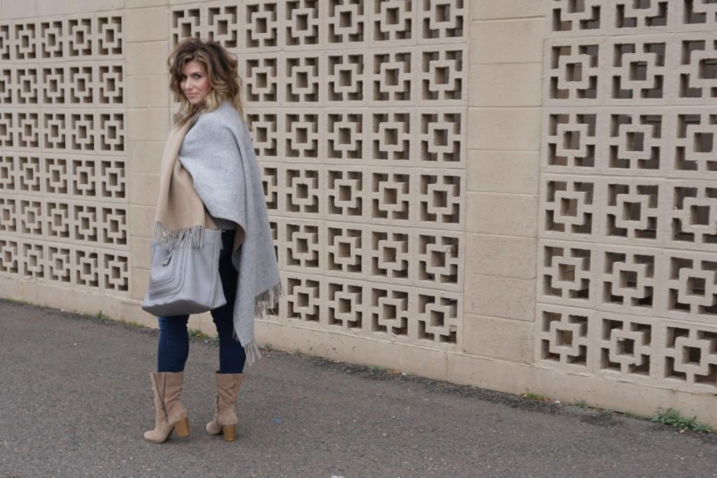 Naturally Neutral Rag & Bone Poncho Chloe Marie Bag The OP Life 3