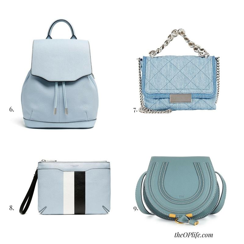 Designer Blue Bags TheOPLife.com