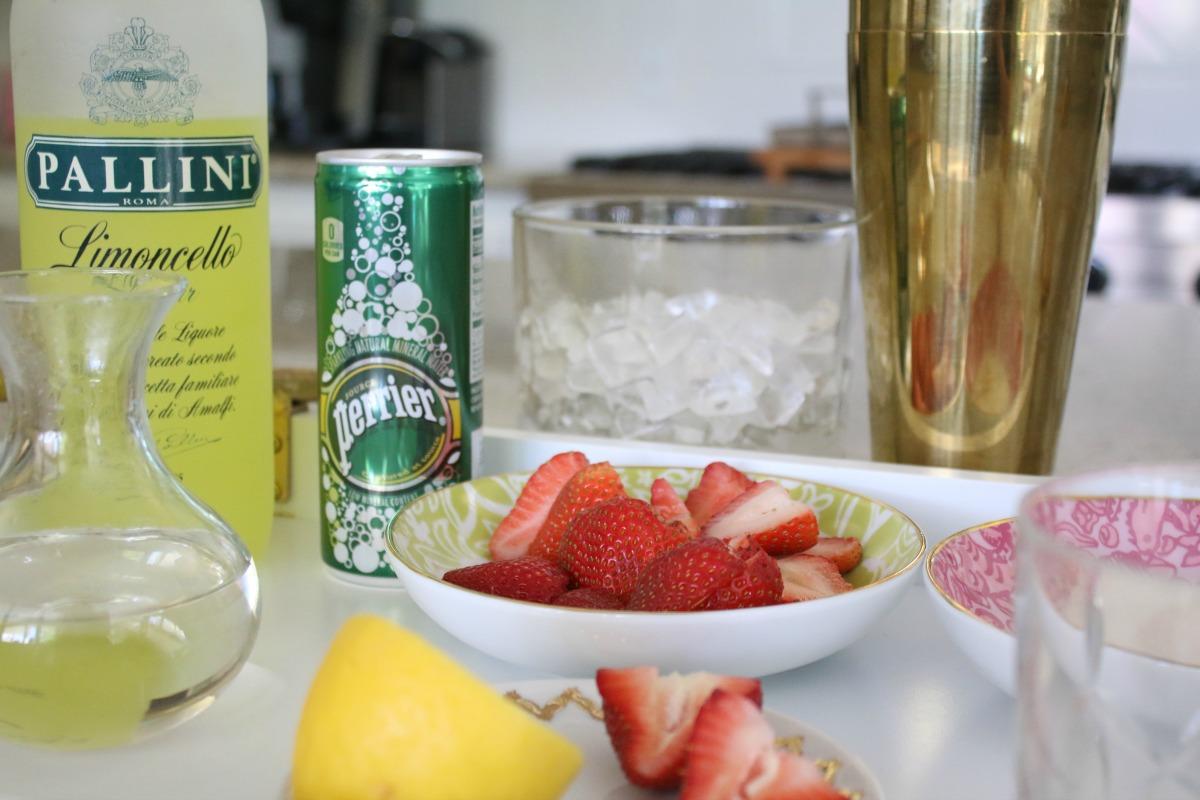 Fuzzy Friday Limon Fraise TheOPLife.com