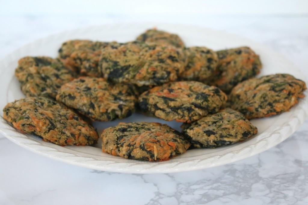 Spinach Patties TheOPLife.com 4