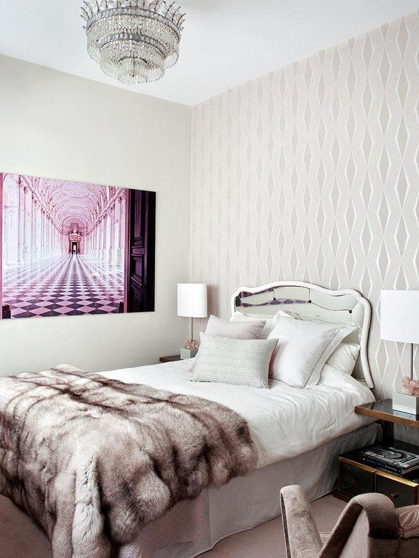 glamour-en-el-dormitorio_ampliacion Decor Madrid Apartment theOPLife.com