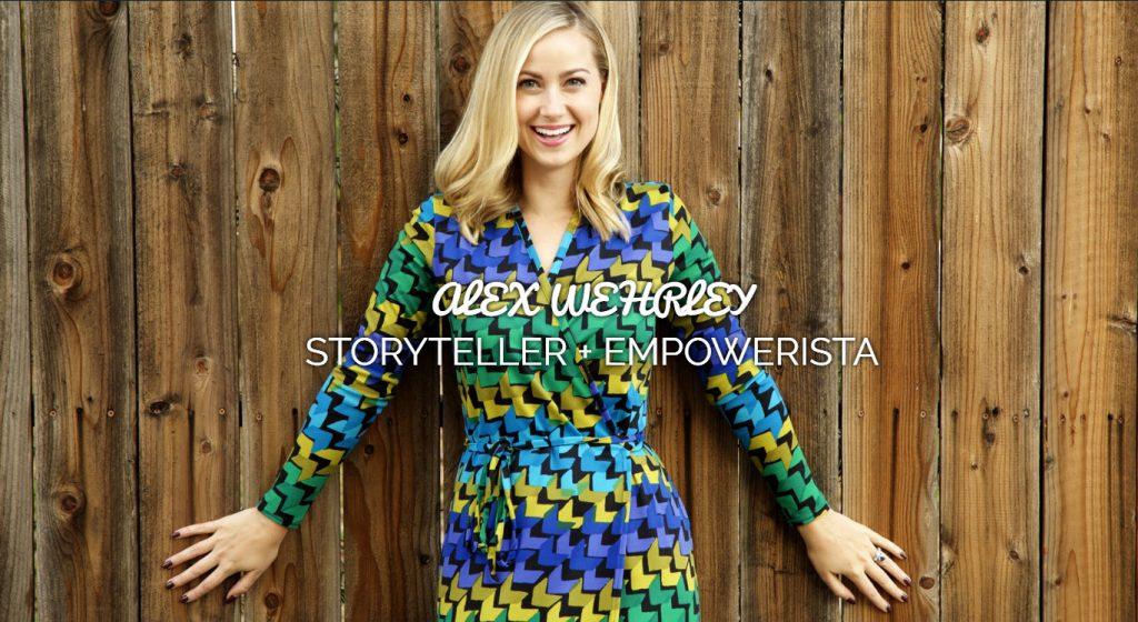 Women On Purpose: Alex Wehrley-Empowerista_TheOPLife.com