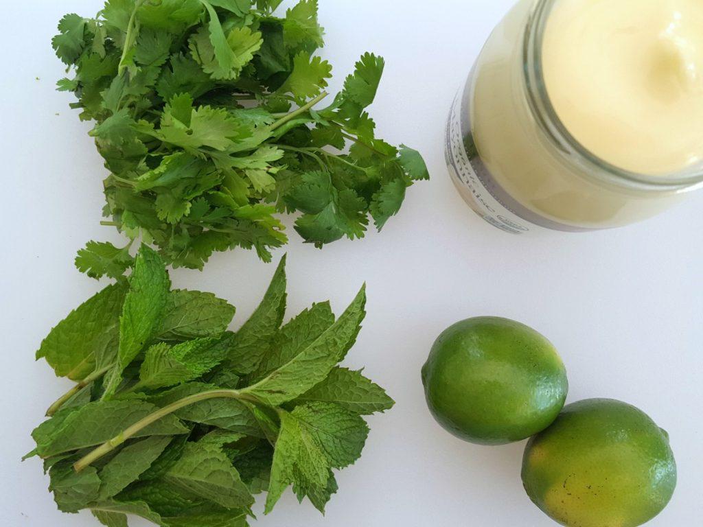 Green Goodness Sauce TheOPLife.com