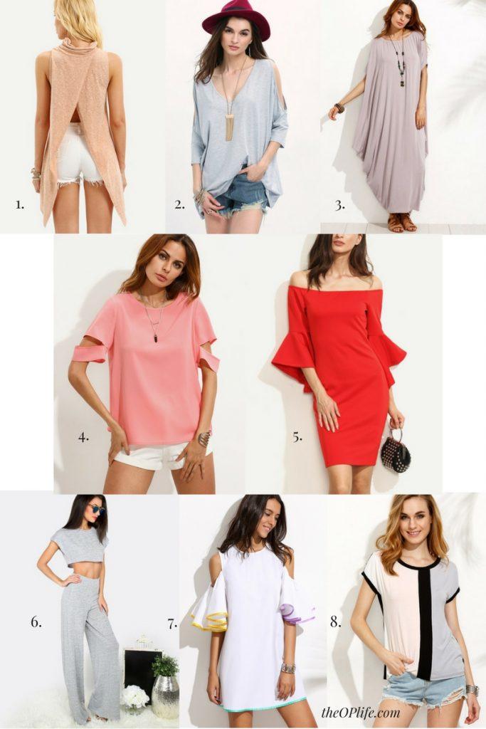 Fashion Finds On A Budget TheOPLife.com SheIn