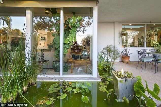 Mandy Moore Mid-Century Home