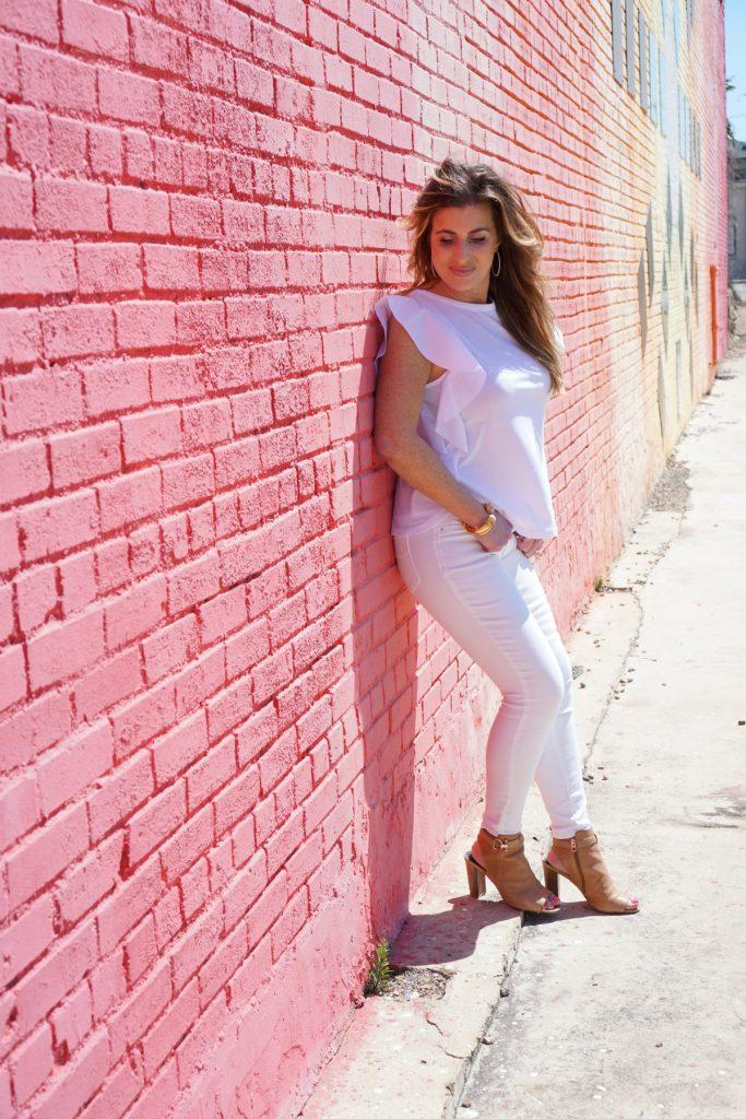 Wear White. TheOPLife