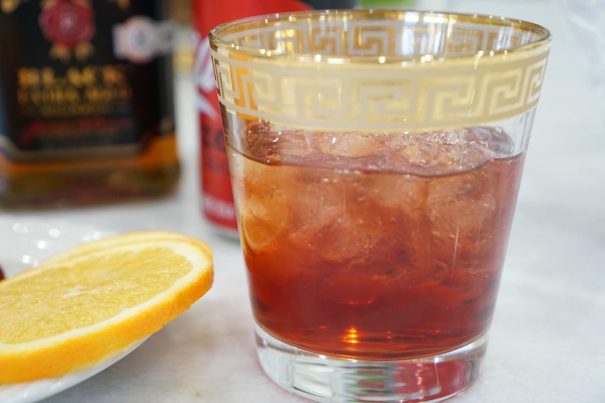 Fall Bourbon Mixer